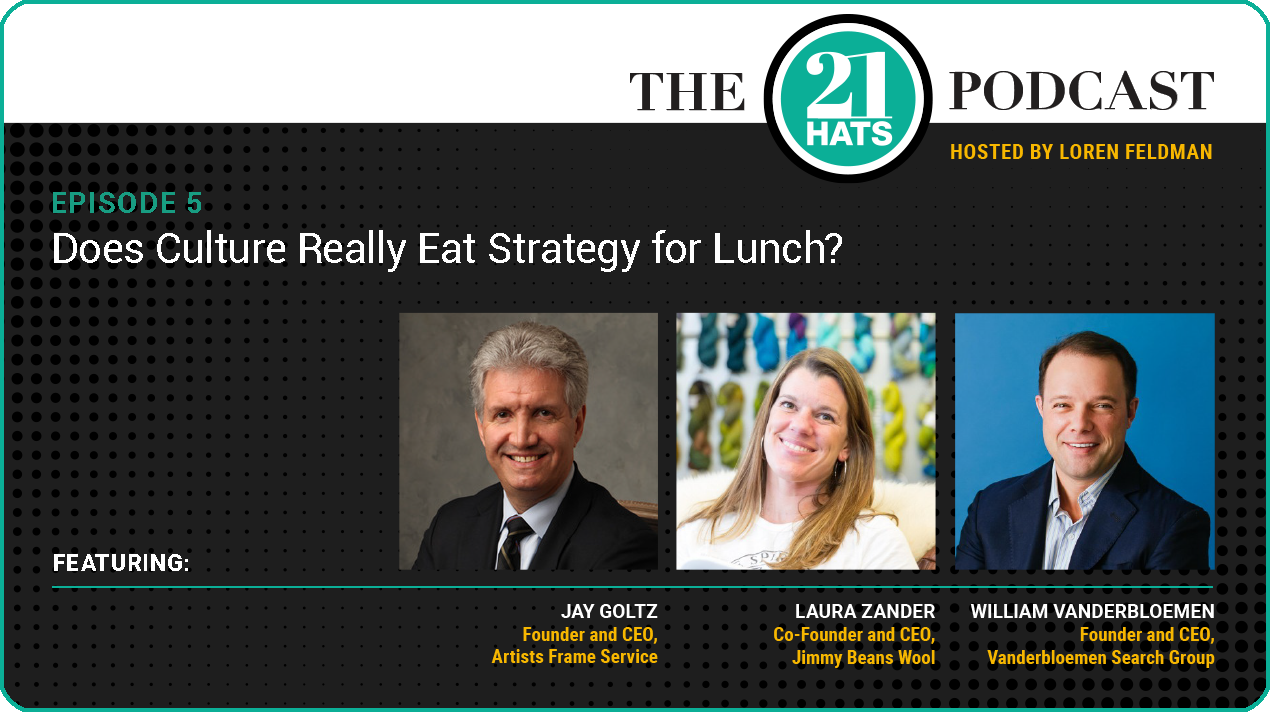 Does Culture Really Eat Strategy for Lunch?
