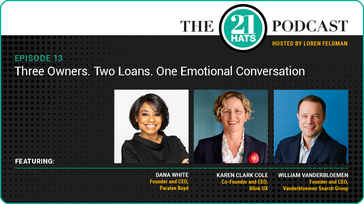 Episode 13: Three Owners. Two Loans. One Emotional Conversation