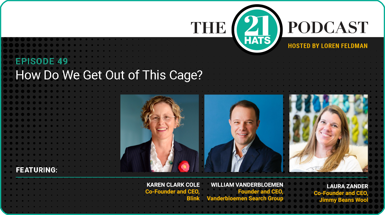 Episode 49: How Do We Get Out of This Cage?